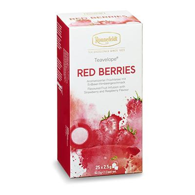 TEAVELOPE - Чай для чашек (по 10 штук в коробке)